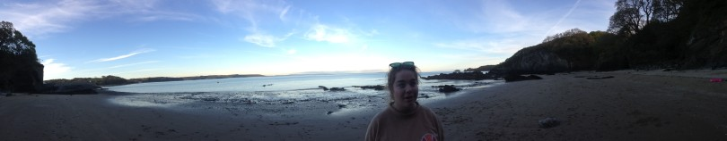 Saundersfoot Beach, Pembrokeshire