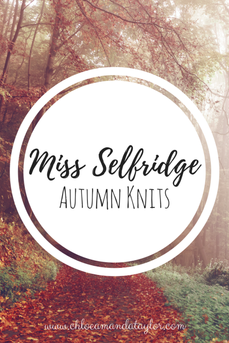 Miss Selfridge Knitwear