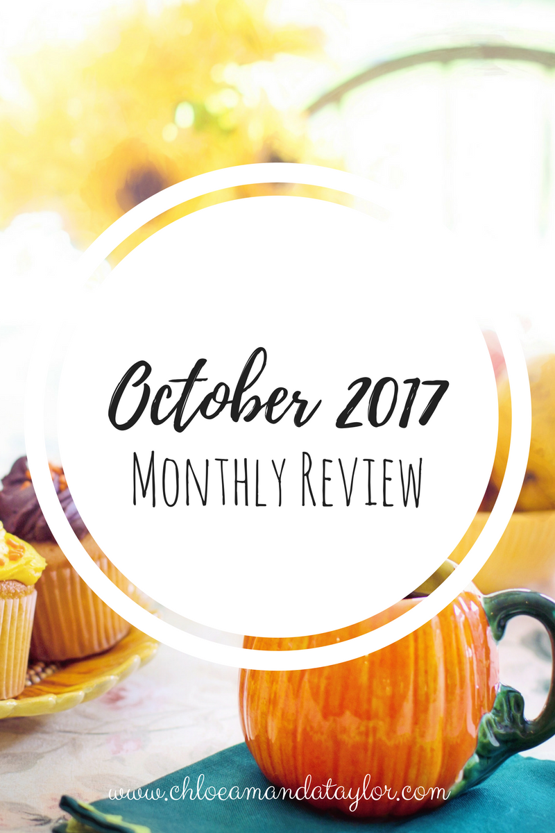 October 2017: Monthly Review