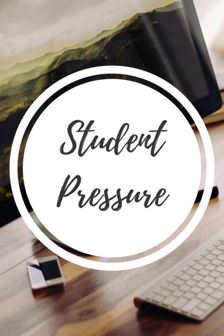 Student Pressure: Assignment stress