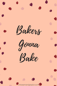 Baking Quote